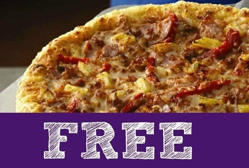 37,000 Win a FREE Gift Cards & More from Domino's Pizza!