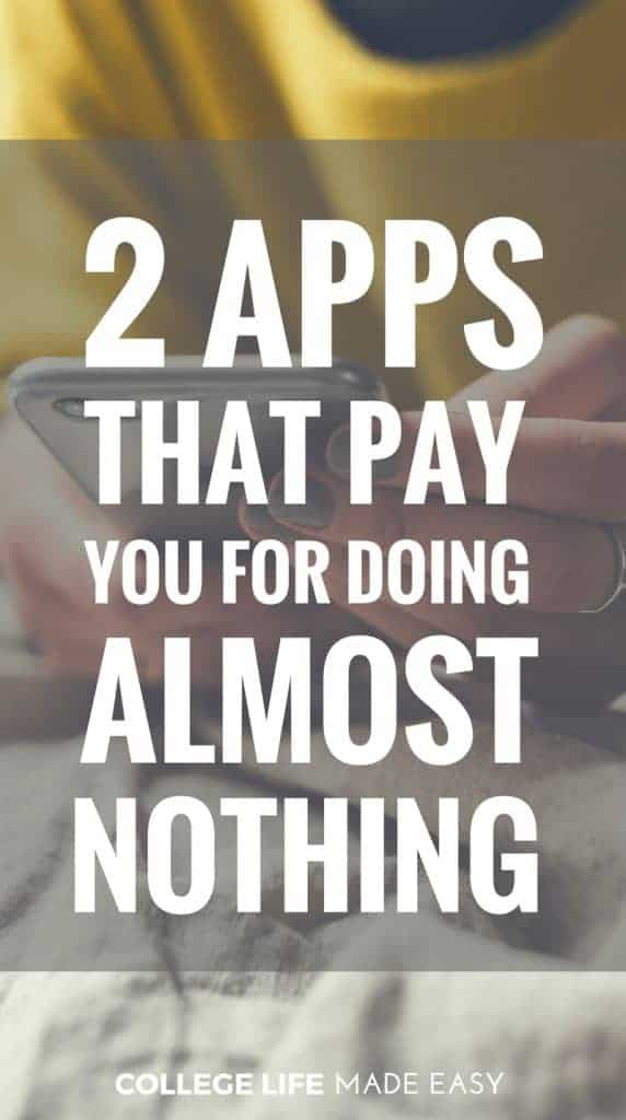 Apps That Make You Money: 2 Apps That Pay You for Doing Almost Nothing