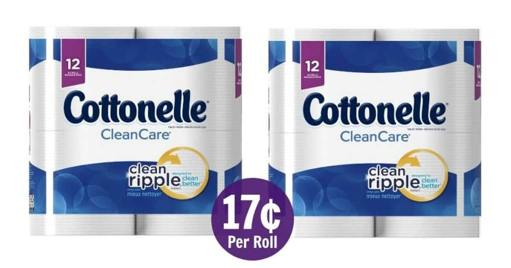photograph about Cottonelle $1 Printable Coupon identified as $1.99 Cottonelle 12 Roll Pack at Walgreens! (Reg. $6.29)