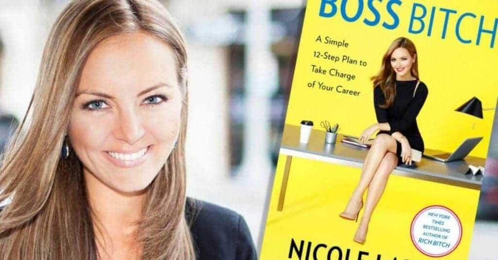 "FREE Copy of ""Boss Bitch"" by Nicole Lapin"