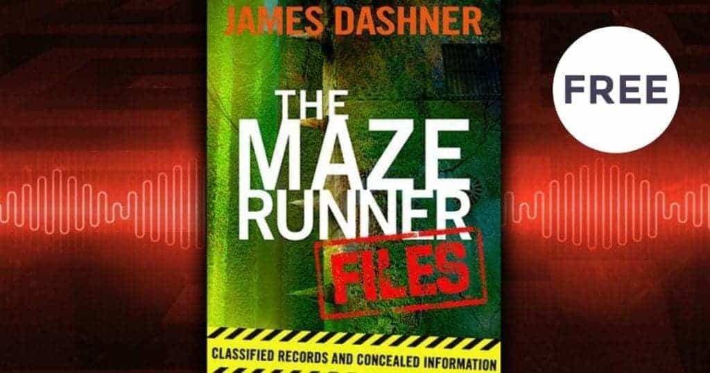 Free Maze Runner Files ebook
