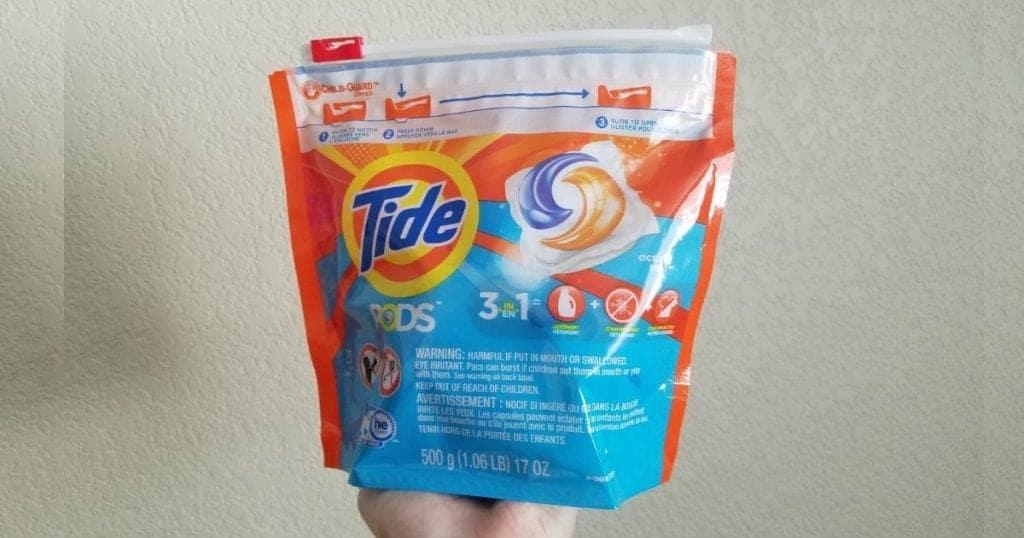 Tide Pods Only $1.94 at CVS! (Reg. $7.49)