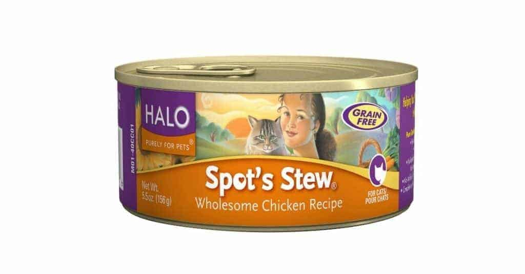 Free Can of Halo Cat Food! (10/29 ONLY)