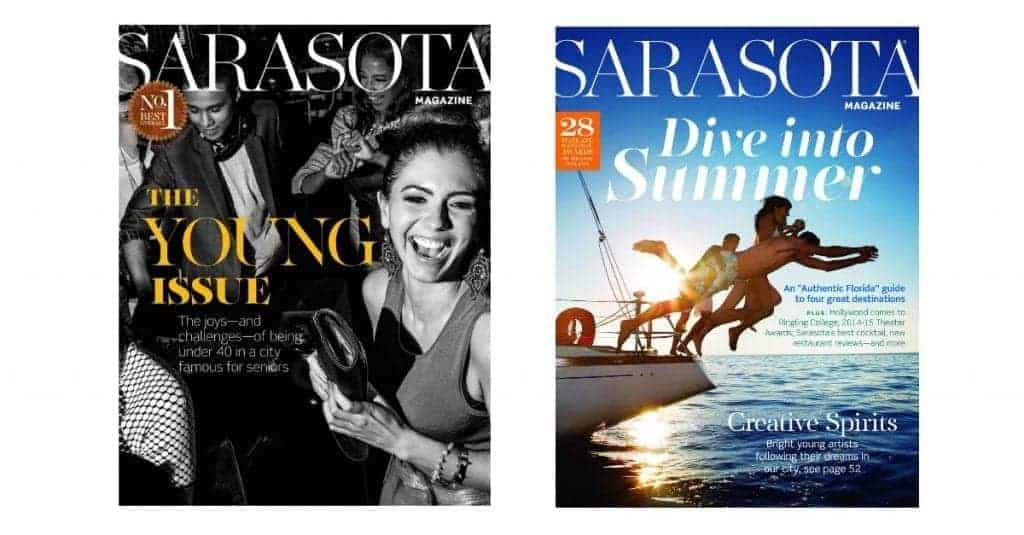 Free One Year Subscription to Sarasota Magazine