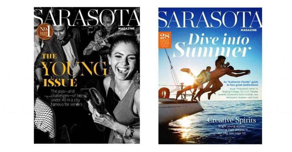 Free One Year Subscription to Sarasota Magazine