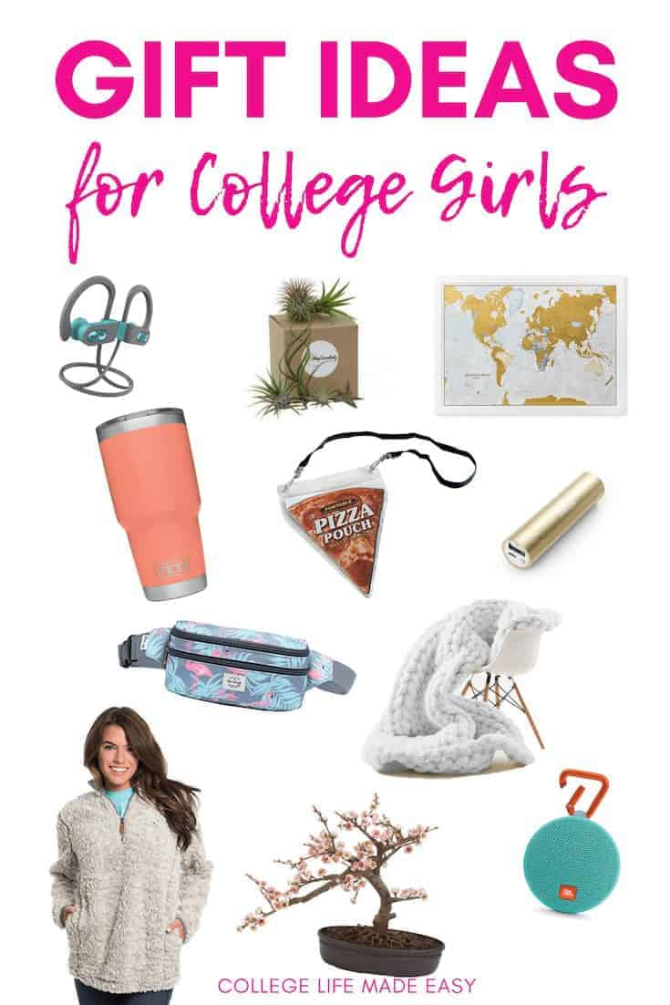 gift idea for college girl, gift ideas for college students, gift for college girls, gifts to college students