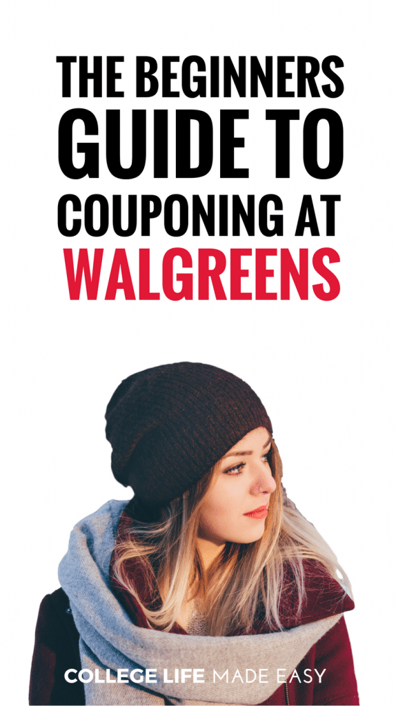 The Beginner S Guide To Couponing At Walgreens