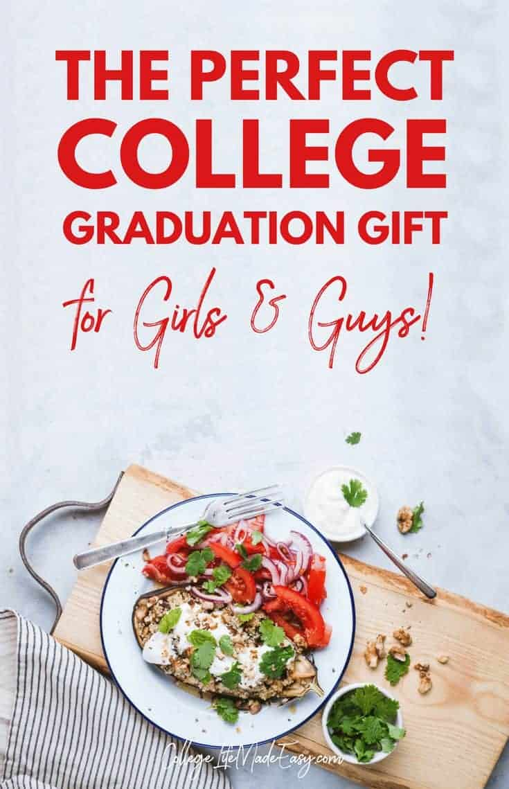 sc 1 st  College Life Made Easy & The Perfect Thoughtful College Graduation Gift Idea for Girls u0026 Guys!