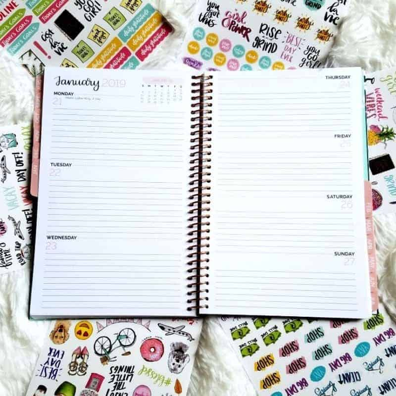 Student Planner Shopping for College? Read This Bloom Review