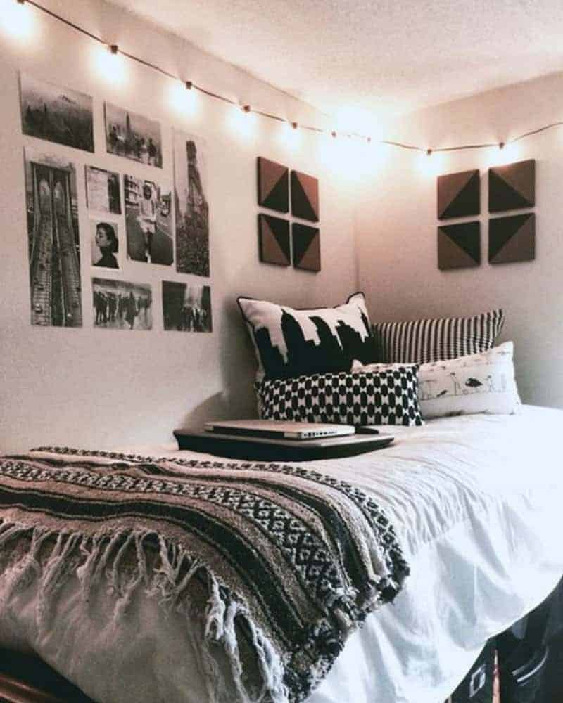 College Dorm Room Design: 20 College Dorm Room Ideas To Channel Your Inner