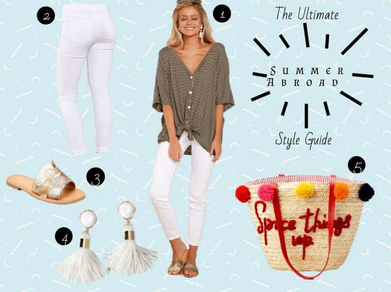 Ultimate Style Guide for Your Summer Abroad