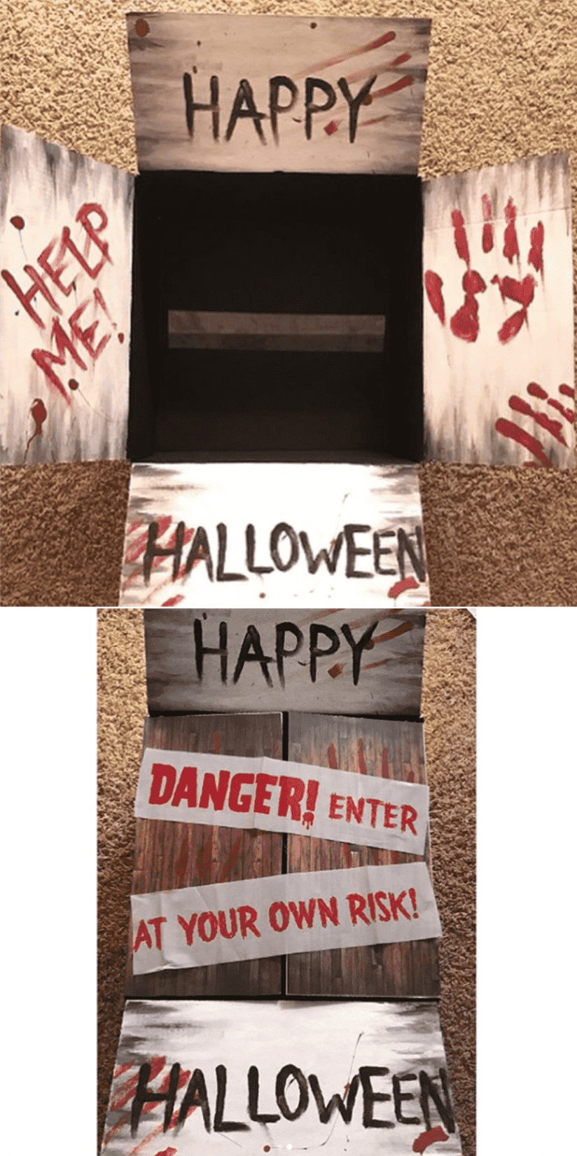 Halloween Care Package Ideas