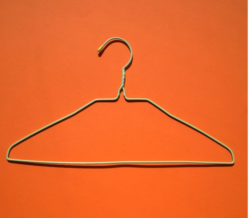 things you need for college - hangers