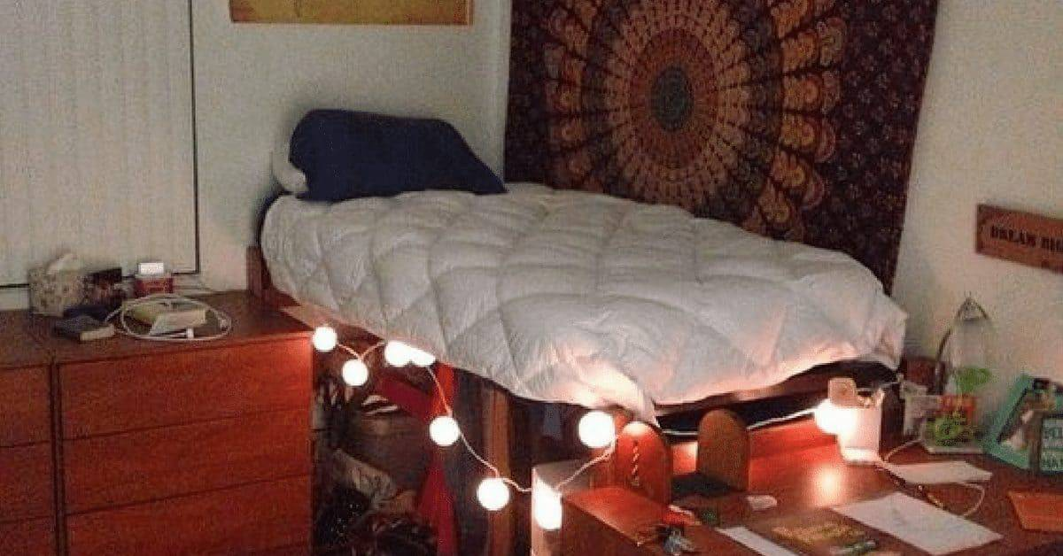20 Boho Dorm Ideas to Inspire the College Hipster Bedroom of Your Dreams 3