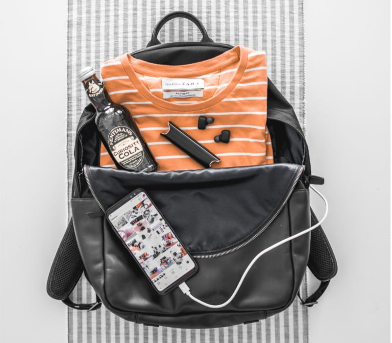 things you need for college - laptop backpack