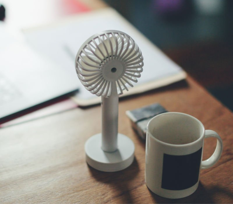 things every college student needs - fan
