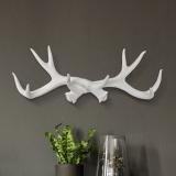 Hanging Deer Antler Wall Decor