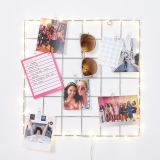 light up clid grid for photos