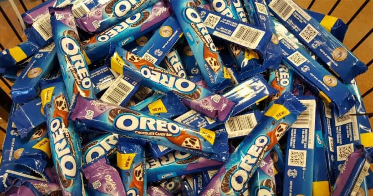 25¢ Milka Oreo Bars at Walgreen's! (Reg. $1.29)