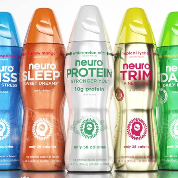 Free Neuro Drink at Kroger