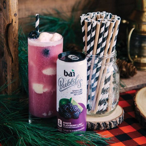 Freebie Friday at Kroger - Get a FREE Can of Bai Bubbles!