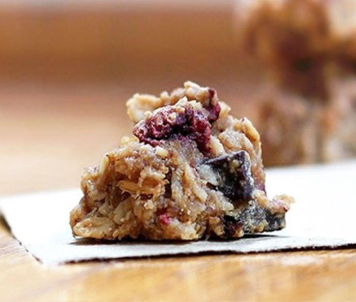 healthy meals for students - breakfast cookies