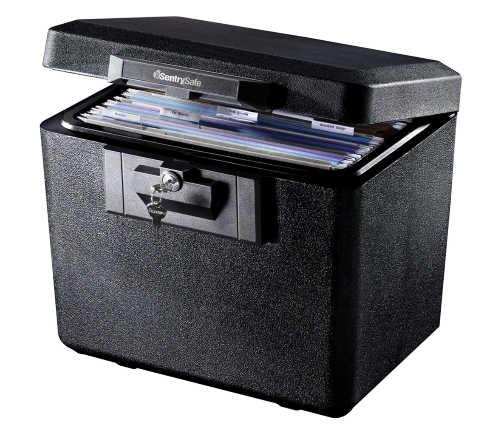 graduation ideas for guys idea - fireproof box