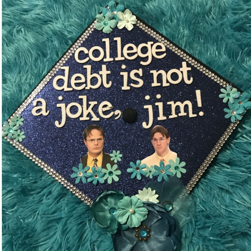 funny graduation quotes - the office