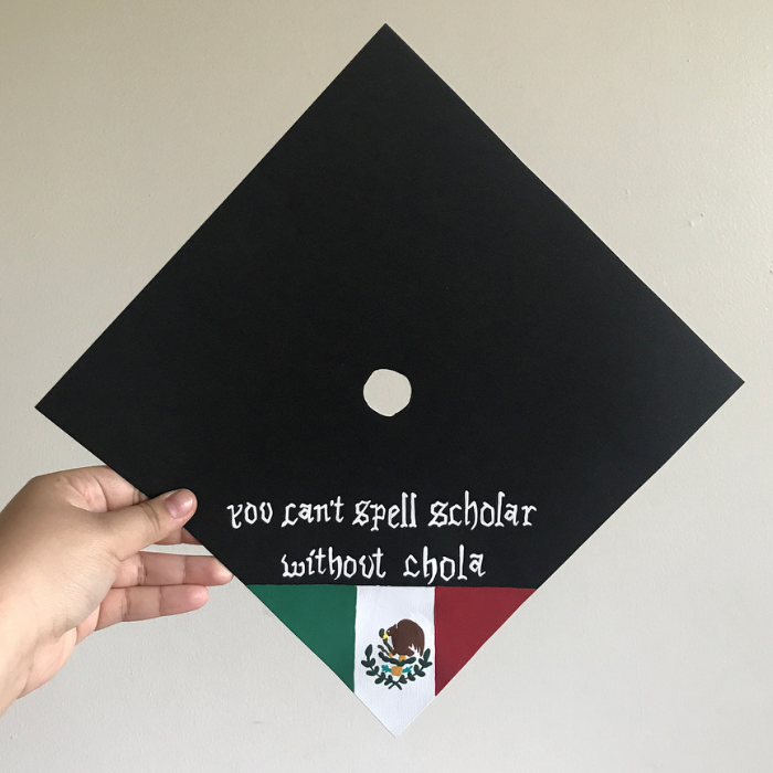 Mexican Graduation Caps: 29 Latina Inspired Designs!