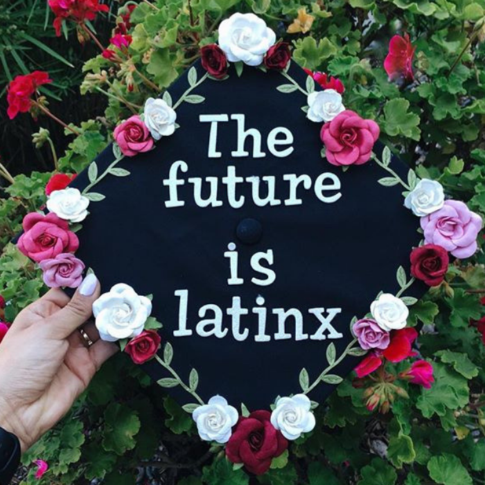 graduation cap ideas Mexican