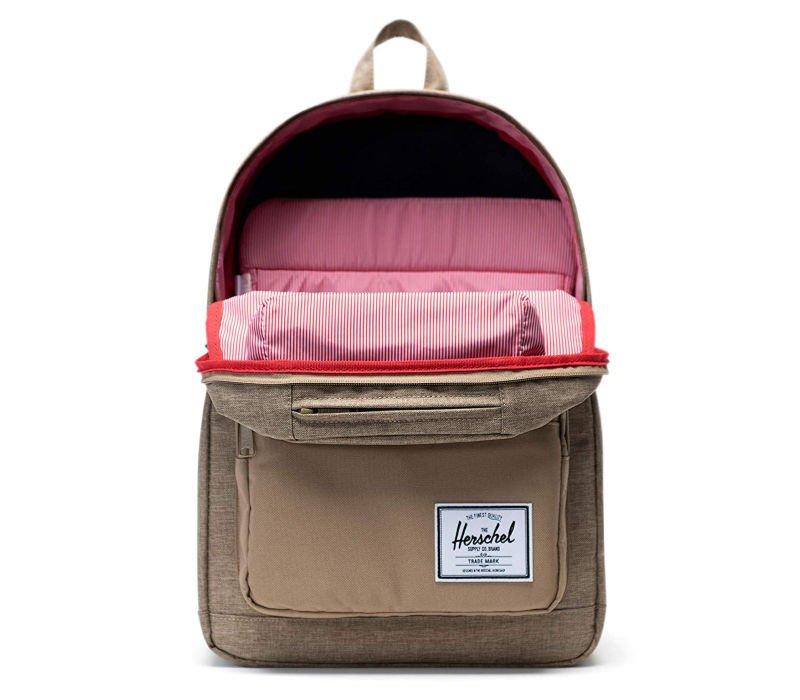 Crosshatch/Kelp Herschel Backpack for college