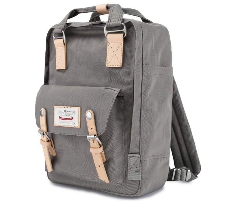 Grey Himawari - best backpacks for college girl