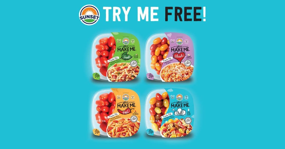 Free Coupon for You Make Me Pasta Kit