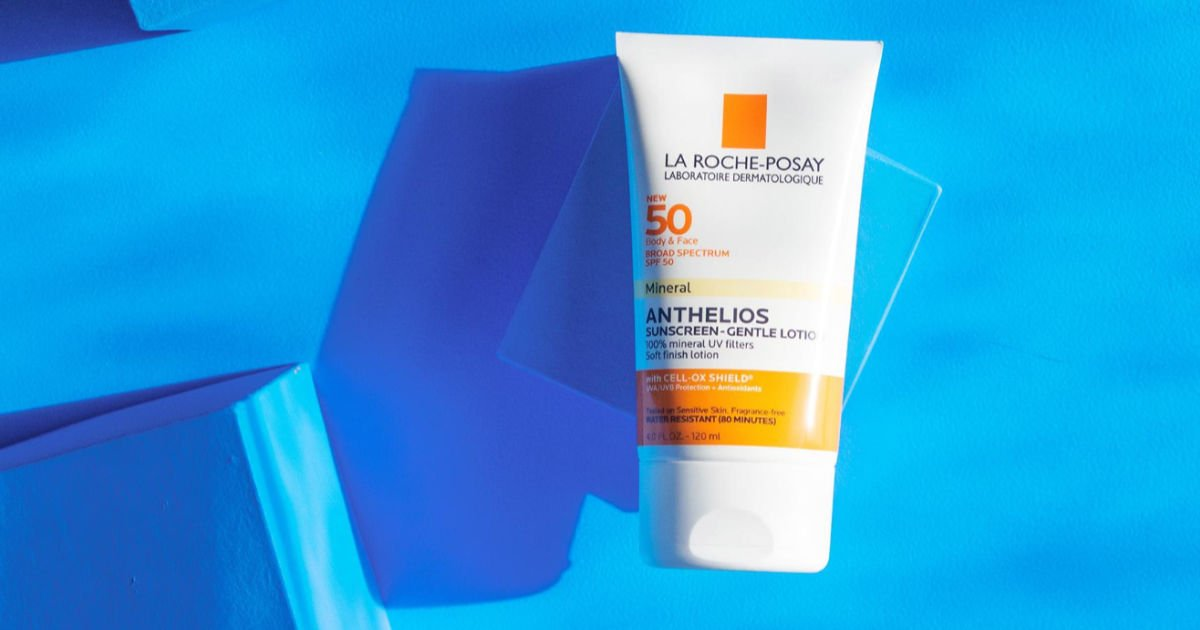 La Roche-Posay Mineral Sunscreen Gentle Lotion