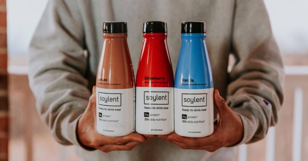 Soylent Drink Target Deal