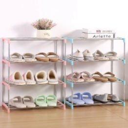 shoe organizing rack