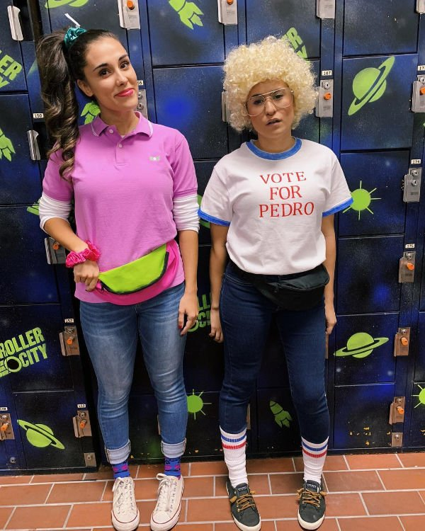 vote for Pedro bff Halloween costumes