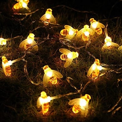honeybee fairy lights - cheap Christmas gifts for college students