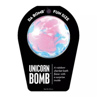 cool unicorn bath fizzer stocking stuffer gift idea