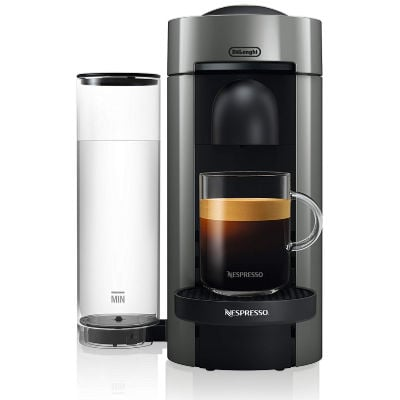 black coffee & espresso machine