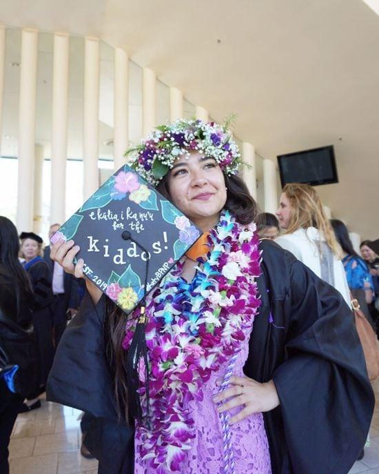 for the kiddos peds nurse graduation cap topper
