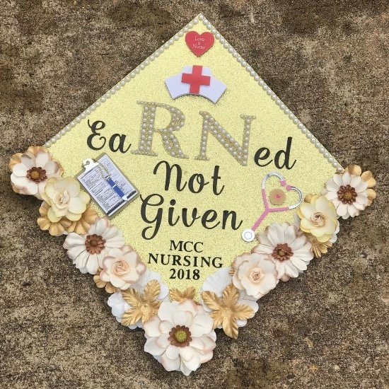 22 Crazy Cute Rn Graduation Cap Ideas For The Class Of 2020