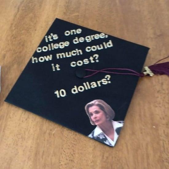 arrested development quote graduation hat idea