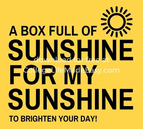 a box full of sunshine to brighten your day printable example 1