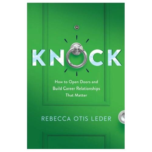 KNOCK by Rebecca Otis Leder