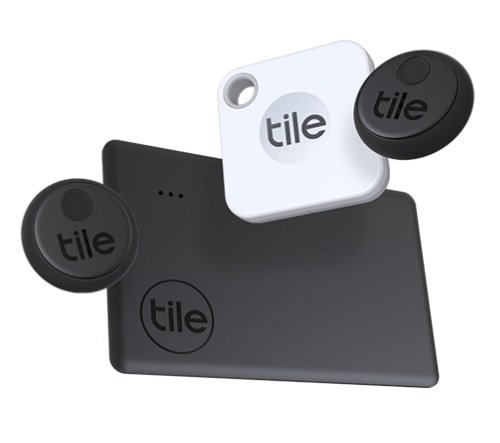 Tile tracker combo pack - example of grad gift idea for college guy