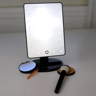 Absolutely Luvly Natural Daylight Lighted Makeup Mirror