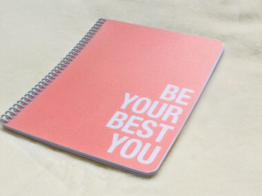 undated ClassTracker Ultimate Student Planner in Coral