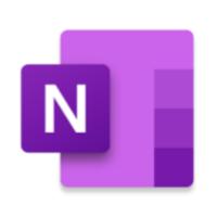 microsoft onenote icon, purple