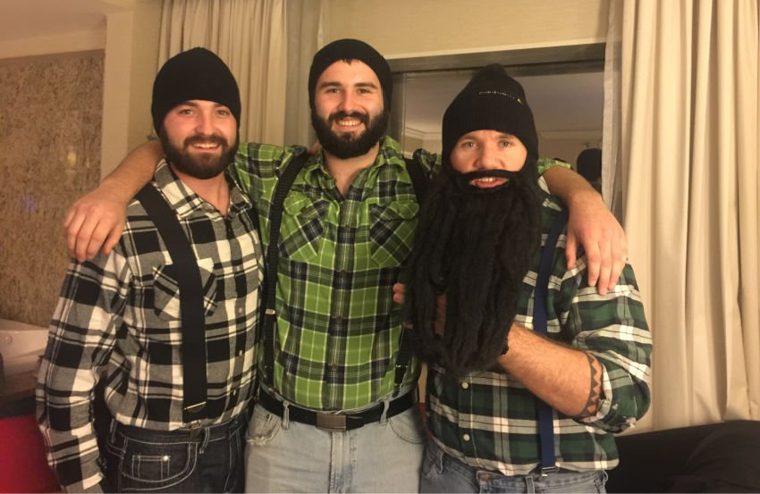 13 Insanely Clever Last Minute Costumes for Guys with Beards